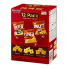 Sunshine Bakeries, Cheez-It Variety Pack, 3-Flavor, 12 Count, 12.1oz Box