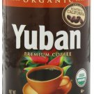 Yuban, Organic, Medium Roast, Ground Coffee, 11oz Canister