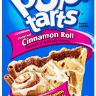 Kellogg's®, Pop-Tarts®, Cinnamon Roll, Frosted Toaster Pastries, 8 Count, 14.1oz Box