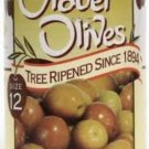 Graber, Tree Ripened Olives, 7.5oz Drained Weight (Size 12)
