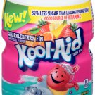 Kool-Aid, Drink Mix, Sharkleberry Fin, 19-Ounce Container