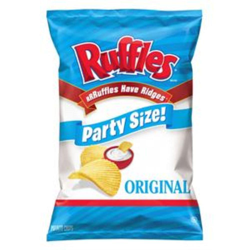 Frito Lay, Ruffles, Po...