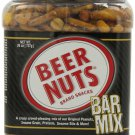 Beer Nuts, Bar Mix, 26oz Container