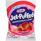 Kraft, Jet-Puffed, Snacking Marshmallows, 3oz Bag (Strawberry)