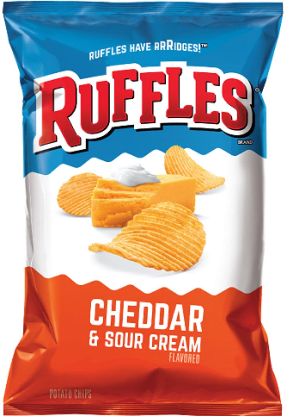 Frito Lay, Ruffles, Fa...