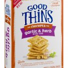 Nabisco, Good Thins, 3.75oz Box (The Chickpea One - Garlic Herb)