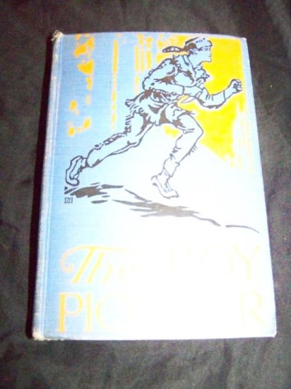 1936 BOY PIONEER Strange Stories Valley Grosvenor Book