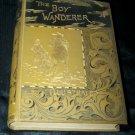 Antique 1887 BOY WANDERER Hector Malot Children's Book