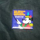 1993 Disneyana Convention Badge MICKEY MOUSE Conductor