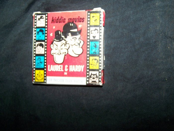 Vintage LAUREL & HARDY Castle Films 8mm Movie Reel