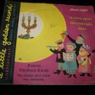 Vintage FAVORITE CHRISTMAS CAROLS 34 Golden Record 78
