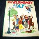 Vintage 1940s BLOWAWAY HAT~Wonder Book~Dellwyn Cunningham