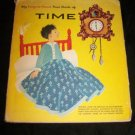 Vintage My Easy to Read True Book of Time HC-DJ Book