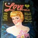 Vintage LOVE NOVELS June 1942 Pulp Magazine
