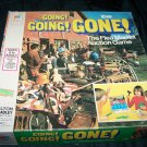 Vintage 1975 GOING! GOING! GONE Flea Market Auction Auctioneer Milton Bradley Game
