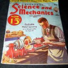 Vintage EVERYDAY SCIENCE & MECHANICS Magazine May 1933