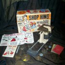 Vintage 1960s SHOP KING Marx Battery Powered Toy Workshop