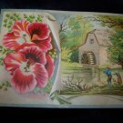 Victorian/Antique MILL CREEK Chromo Litho Trading Card