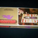 Vintage 1975 BACKGAMMON Selchow Righter 70s Board Game