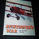 Vintage RICHTHOFEN'S WAR WW1 Avalon Hill War Board Game