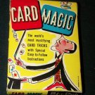 Vintage 1960s CARD MAGIC Ed-u-Card Game