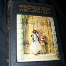 Antique 1925 MY BOOKHOUSE Latch Key of Children's Book