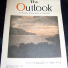 Vintage OUTLOOK Magazine Dec 22 1920 Colgate Ad~Flight
