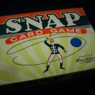Vintage 1954 SNAP Card Game Parker Brothers COMPLETE