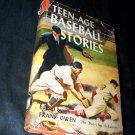 Vintage TEEN-AGE BASEBALL STORIES Frank Owen HC/DJ Book