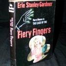 CASE OF FIERY FINGERS Perry Mason Erle Stanley Gardner Book