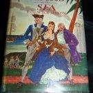 Vintage 1940 STARS OF THE SEA F Van Wyck Mason HC/DJ Book