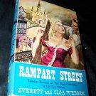 Vintage 1948 RAMPART STREET Everett Olga Webber HC/DJ Book