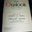 Vintage OUTLOOK Magazine August 21 1918 WWI World War 1