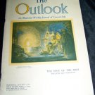 Vintage OUTLOOK Magazine January 5 1921 Visit of Magi
