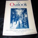 Vintage OUTLOOK Magazine Sept 1922 1st TURKISH MISSION