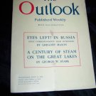 Vintage THE OUTLOOK Magazine July 11, 1917 Pierce Arrow