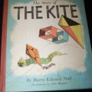 Vintage 1954 STORY OF THE KITE Harry Edward Neal Book