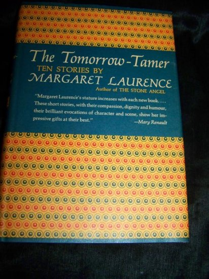 an introduction to the literature by margaret laurence The short story the loons, written by margaret laurence, tells the story of piquette tonnerre, a girl of mixed racial descent who struggles to adapt to her nonwelcoming surroundings.