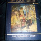 Vintage 1937 MY BOOK HOUSE Treasure Chest Book v9 Olive Miller