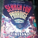 Vintage 1957 SEARCH FOR PARADISE Movie Souvenir Program