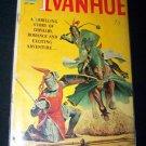 Vintage IVANHOE #1 Dell Comic Book 1963 Good G