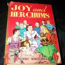 Vintage 1928 Joy and Her Chums Dorothy Whitehill Whitman HC/DJ Book