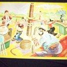 Vintage 1960s POPEYE Jaymar Toy Frame-Tray Puzzle