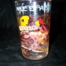 Vintage 1970s WILE E COYOTE Roadrunner Jelly Glass