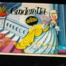Vintage 1983 CINDERELLA, All Action Pop-up Children's Book~Vojtech Kubasta