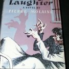 Vintage 1953 STRANGER LAUGHTER Pierre Molaine HC/DJ Book