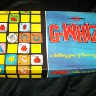 Vintage 1961 G-WHIZ Gorman Thrilling Board Game Chance
