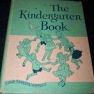Vintage 1949 THE KINDERGARTEN Our Singing World HC Book