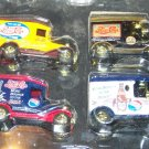 New Mint PEPSI COLA Diecast Delivery Car Truck Set Lot