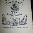 Vintage 1949 BERTIE'S ESCAPADE Kenneth Grahame HC Book
